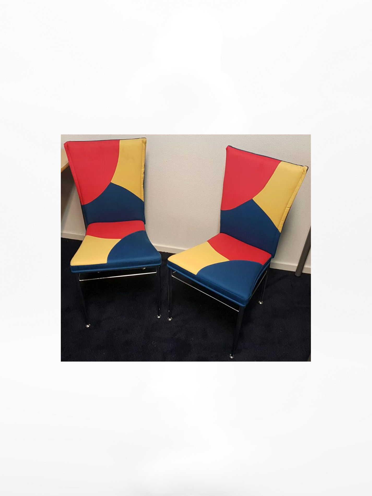 Hippe design stoel